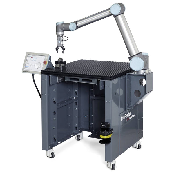 EasyRobotics ProFeeder Table - Machine Tending Platform with Table Surface