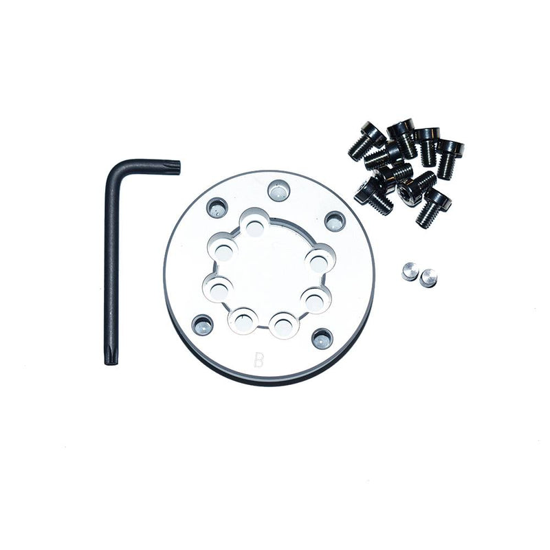 OnRobot Flange Adapter Kit - Fastener Set and Adapter for Different Robots