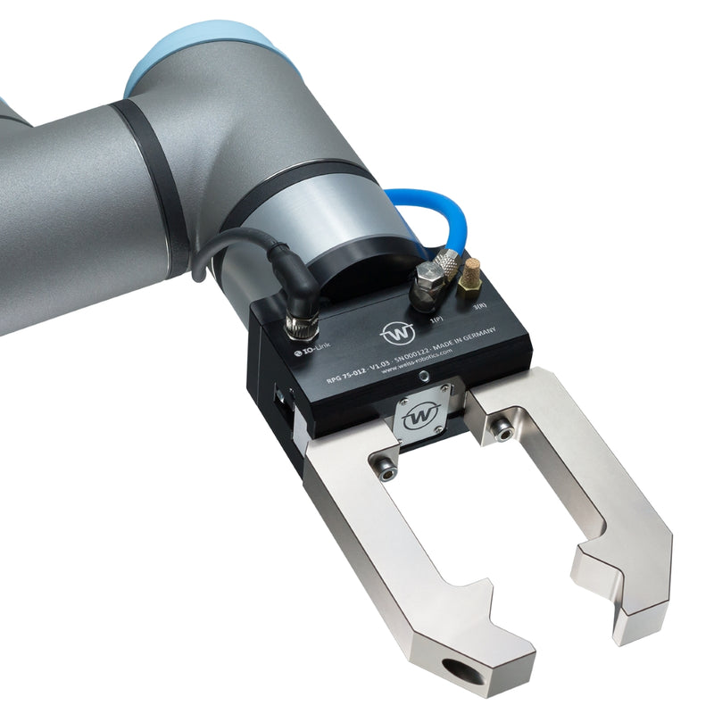 Weiss Robotics GRIPKIT-P1 - Smart Pneumatic Gripper