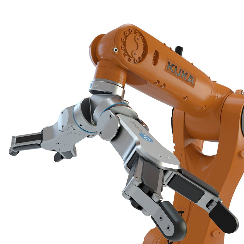 OnRobot Dual RG6 - Dual Flexible Grippers for Larger/Heavier Jobs
