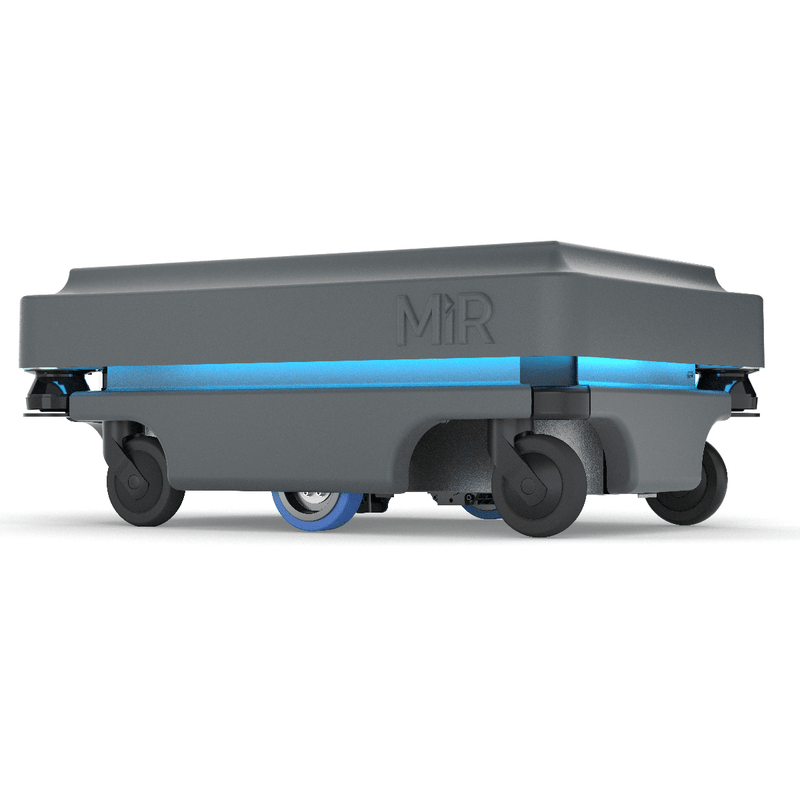 Mobile Industrial Robots MiR200 - Powerful Autonomous Robot