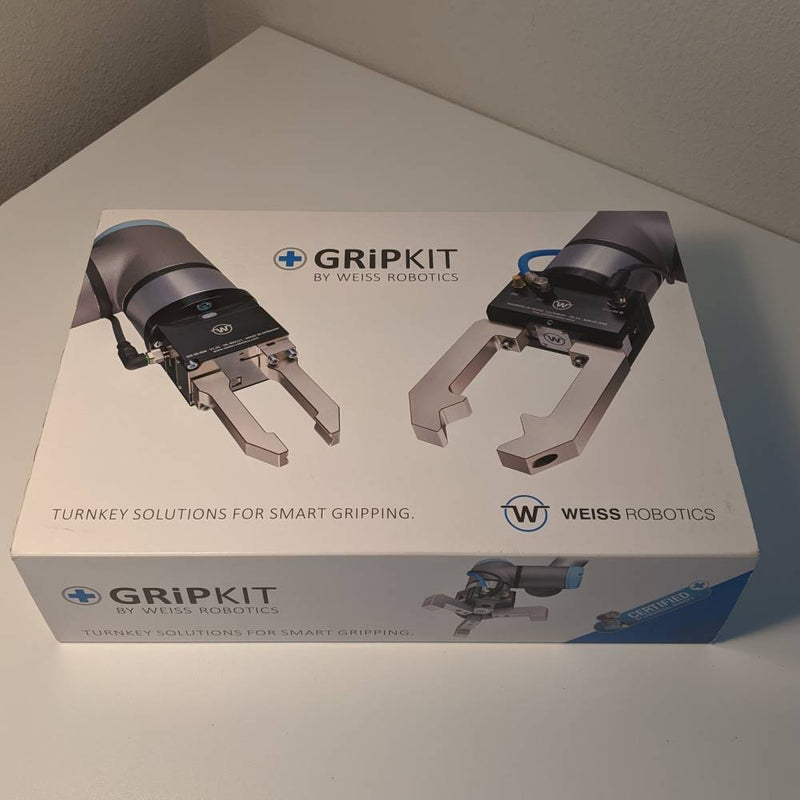Weiss Robotics GRIPKIT-CR1 - Open Box