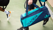 Diadem Tour Elevate Duffel Bag (Teal/Navy) - Diadem Sports
