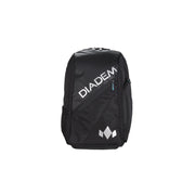 Diadem Tour Backpack Nova Racket Bag (Black/Chrome) - Diadem Sports
