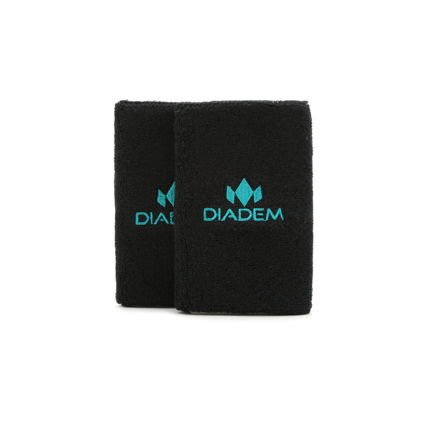 "Diadem Logo 5"" Wristbands - Diadem Sports"