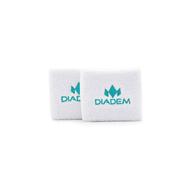Diadem Logo Small Wristbands - Diadem Sports