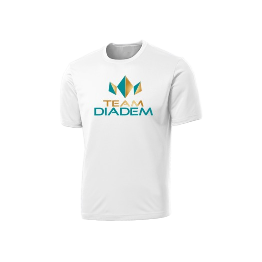 Diadem Dry-Core Team Diadem 100% Polyester Shirt - Diadem Sports