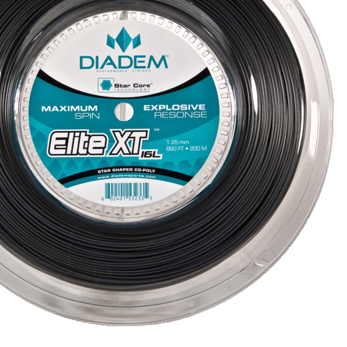 elite xt strings specifications