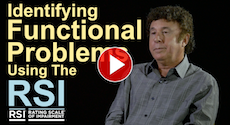 Identifying Functional Problems Using The RSI