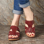 (Last day promotion 50% OFF) Premium Orthopedic Open Toe Sandals [Limited time offer: Pay 2 Get 3]