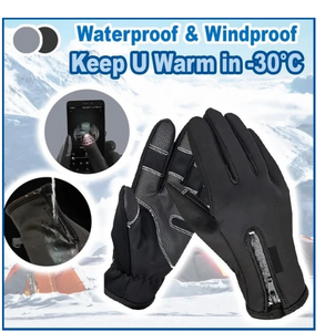Ultimate Waterproof & Windproof Thermal Gloves