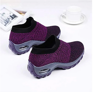 PREMIUM Walking Shoes, Mesh Slip-on Sneakers for Summer, Breathable Fabric Super Soft Shoes [Limited time offer: Buy 2 Save More 15%]