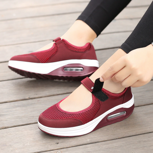 (BUY 2 GET 15% OFF) Women's Stretchable Breathable Lightweight Walking Shoes