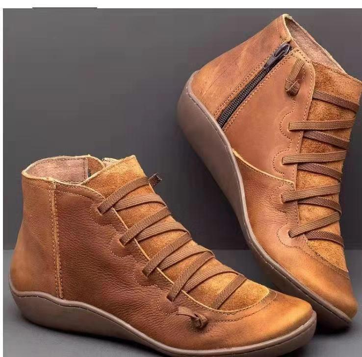 New Fall Winter Arch Support Ankle Boots [Limited time offer: Buy 2 Save More 15%]