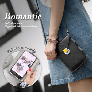 Touchable Premium Leather Change Bag, Mobile Phone bag [Limited time offer: Pay 2 Get 3]