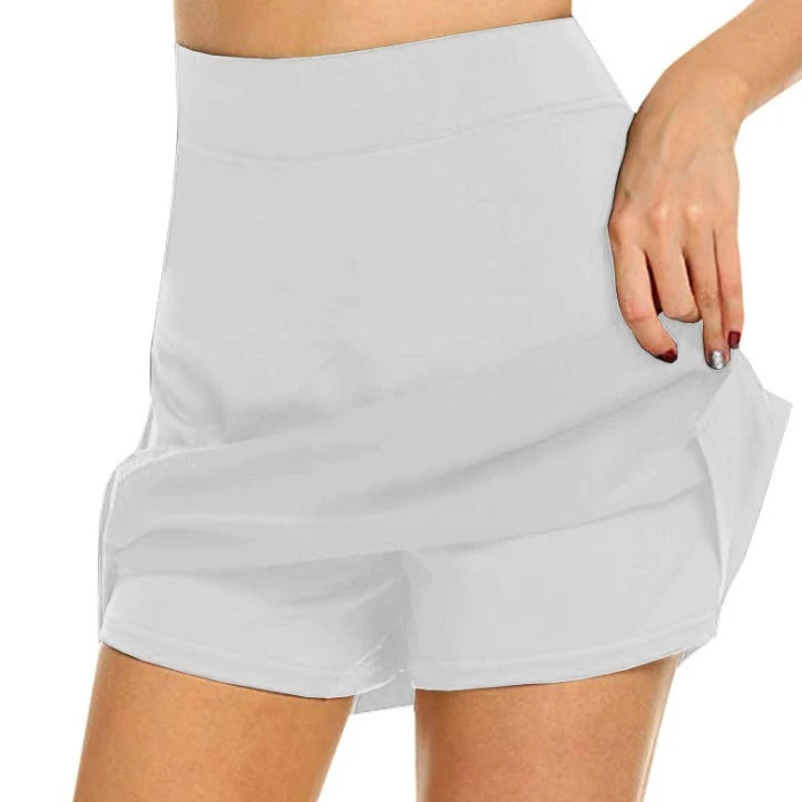Anti-chafing Active Skort - Breathable, Super Soft & Comfortable