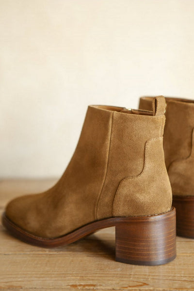 Bottines 286 Ecorce - Rivecour