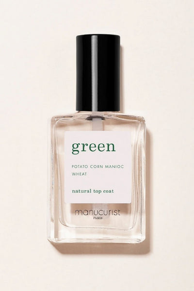 Top Coat Green - Manucurist