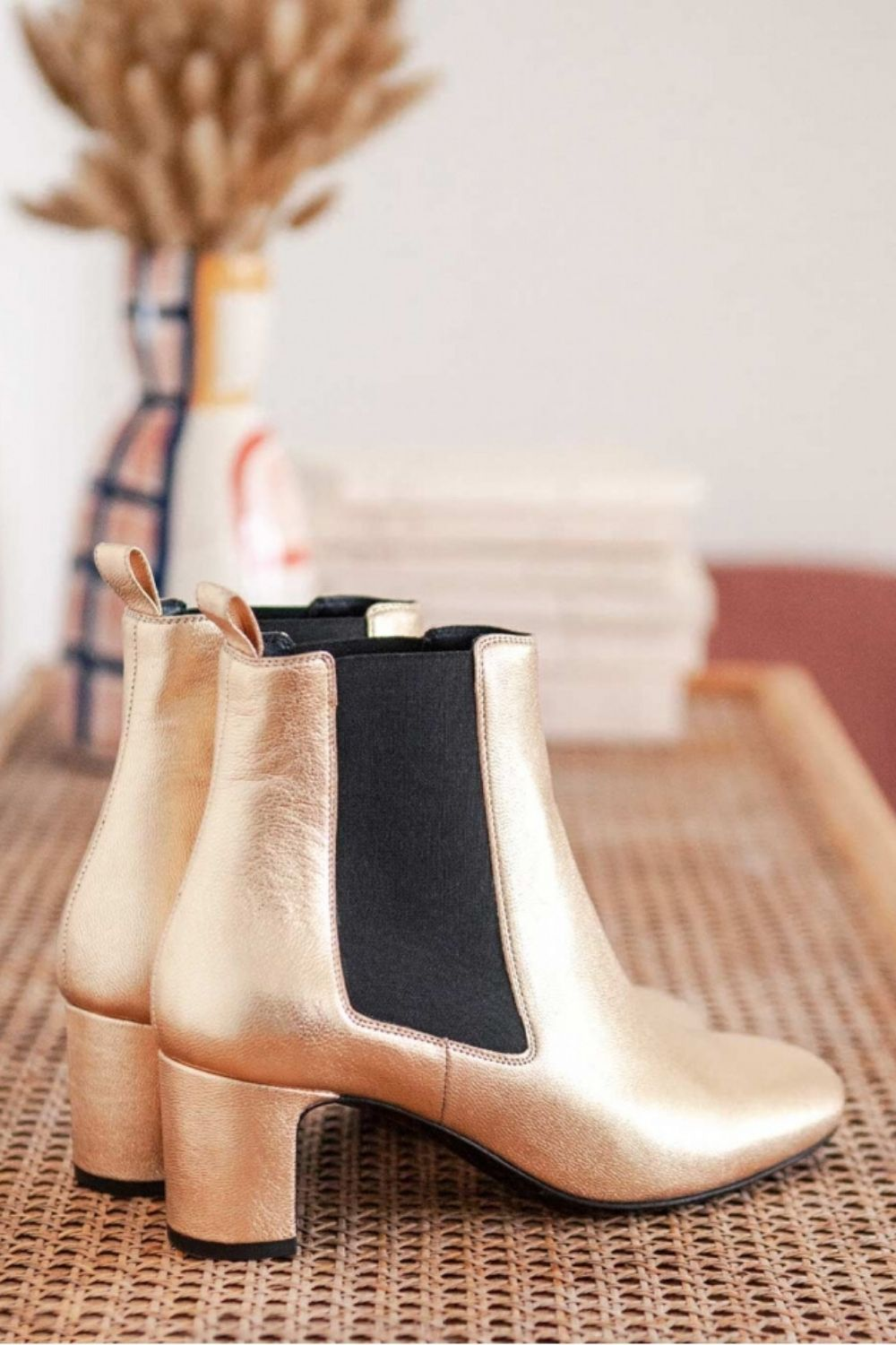 Bottines 292 Gold - Rivecour