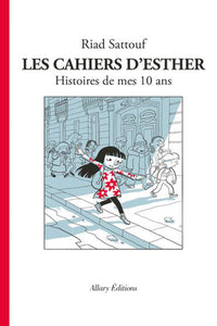 Cahier D'Esther Riad Sattouf