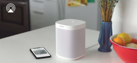 Airplay 2 Siri Sonos One