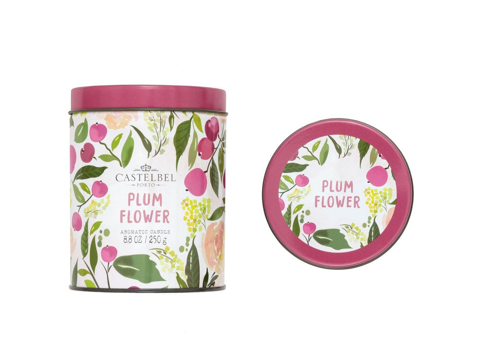 Vela Fruits&Flowers Plum Flower Candle