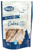 Friandises Naturelles Saumon Chat 50g