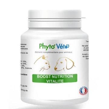BOOST NUTRITION VITALITE- RATION PLUS