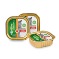 Terrine Riche en Boeuf chat Adulte Lot de 16x100g