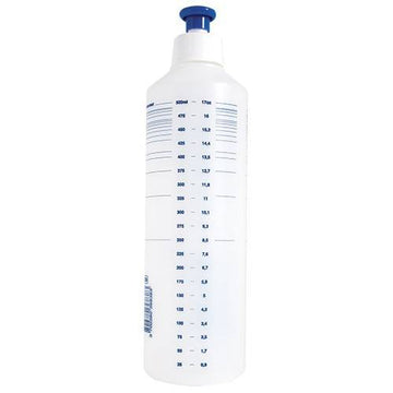 Bouteille mélange shampoing 500ml