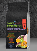 SUPER FOOD 65% Canard chien 12kg