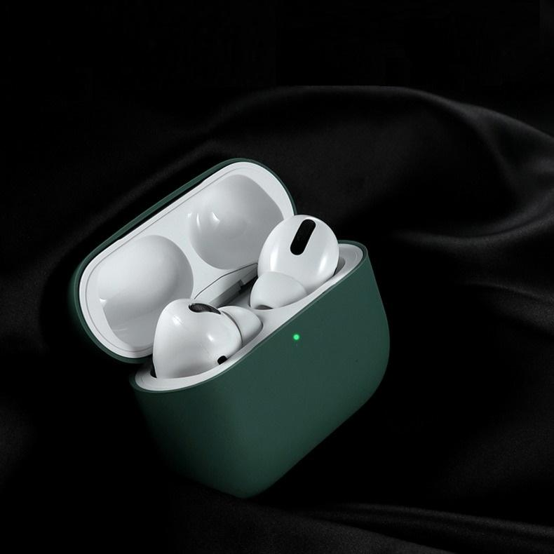 Totu ® TWS Pro Silicone Airpods Case