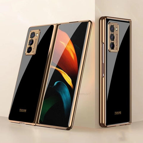 Galaxy Z Fold2 Luxury Glossy Case