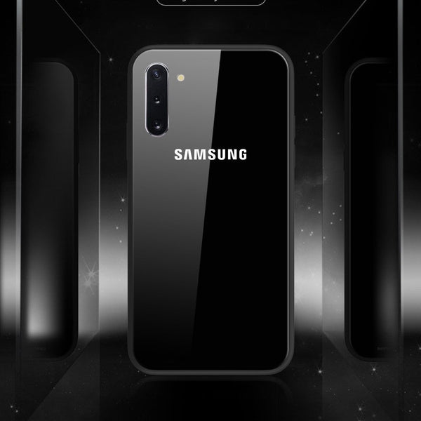 Galaxy Note 10 Special Edition Logo Soft Edge Case