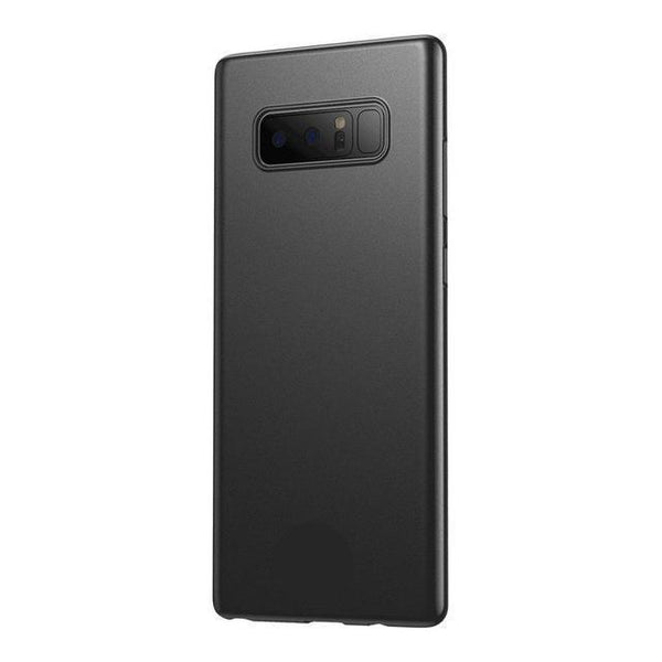 Galaxy Note 8 (3 in 1 Combo) Matte Case + Tempered Glass + Earphones