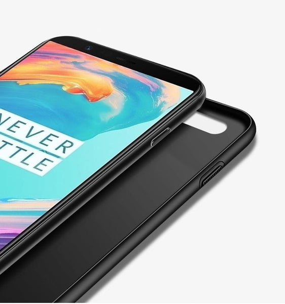OnePlus 5T Soft Silicone Back Case