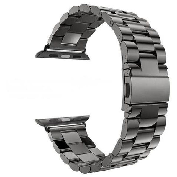 Stainless Steel Band For iWatch Gray 42mm (WATCH NOT INCLUDED)