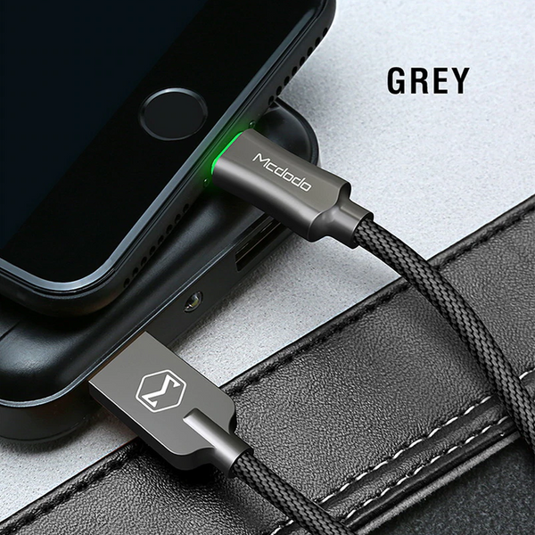 Mcdodo ® Lighting Auto Disconnect USB Charging Cable