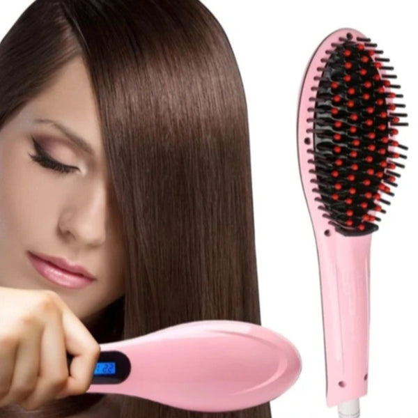 STRAIGHTEN X - GET SALON LIKE HAIR AT HOME!