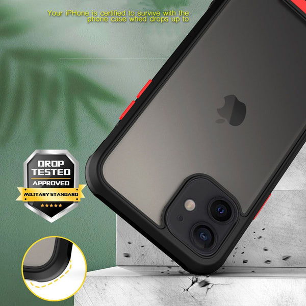 iPhone 12 Extreme Tough Glass Case