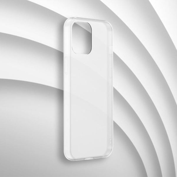 iPhone 12 Frosted Glass Protective Case