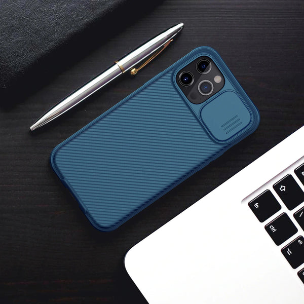 Nillkin ® iPhone 12 Camshield Shockproof Business Case