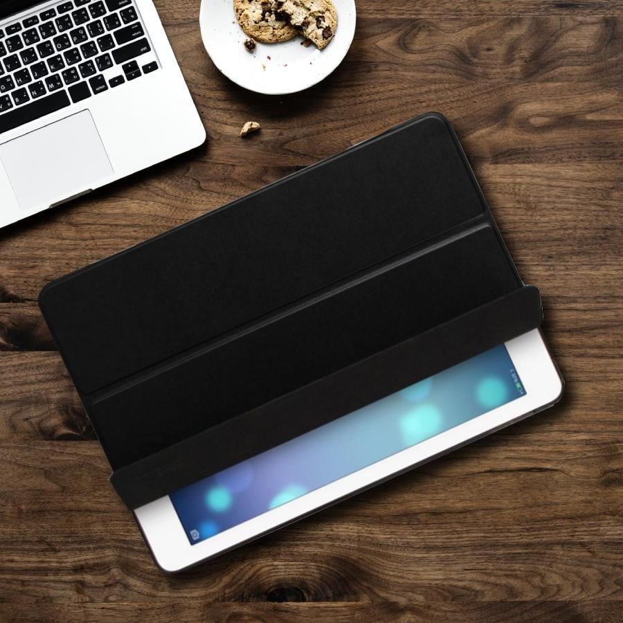 Baseus ® Smart Leather Flip Cover For iPad