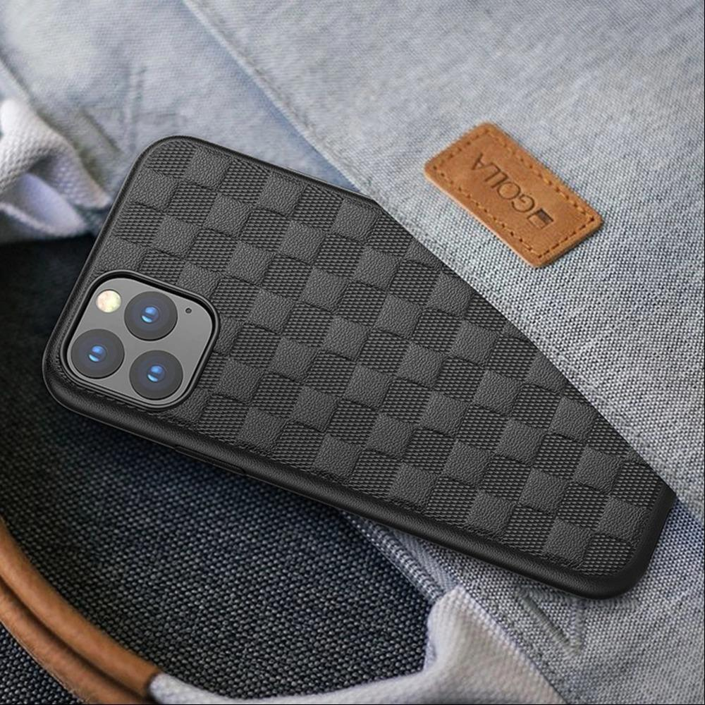 iPhone 11 Series Henks Upscale Check Design Case