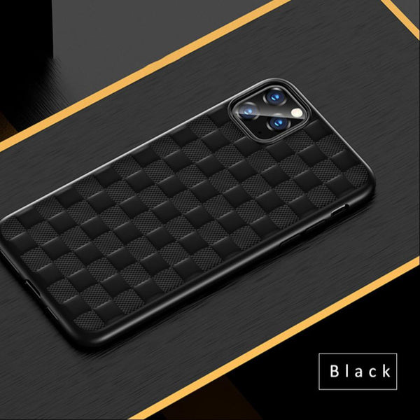 iPhone 11 Pro Henks Upscale Check Design Case