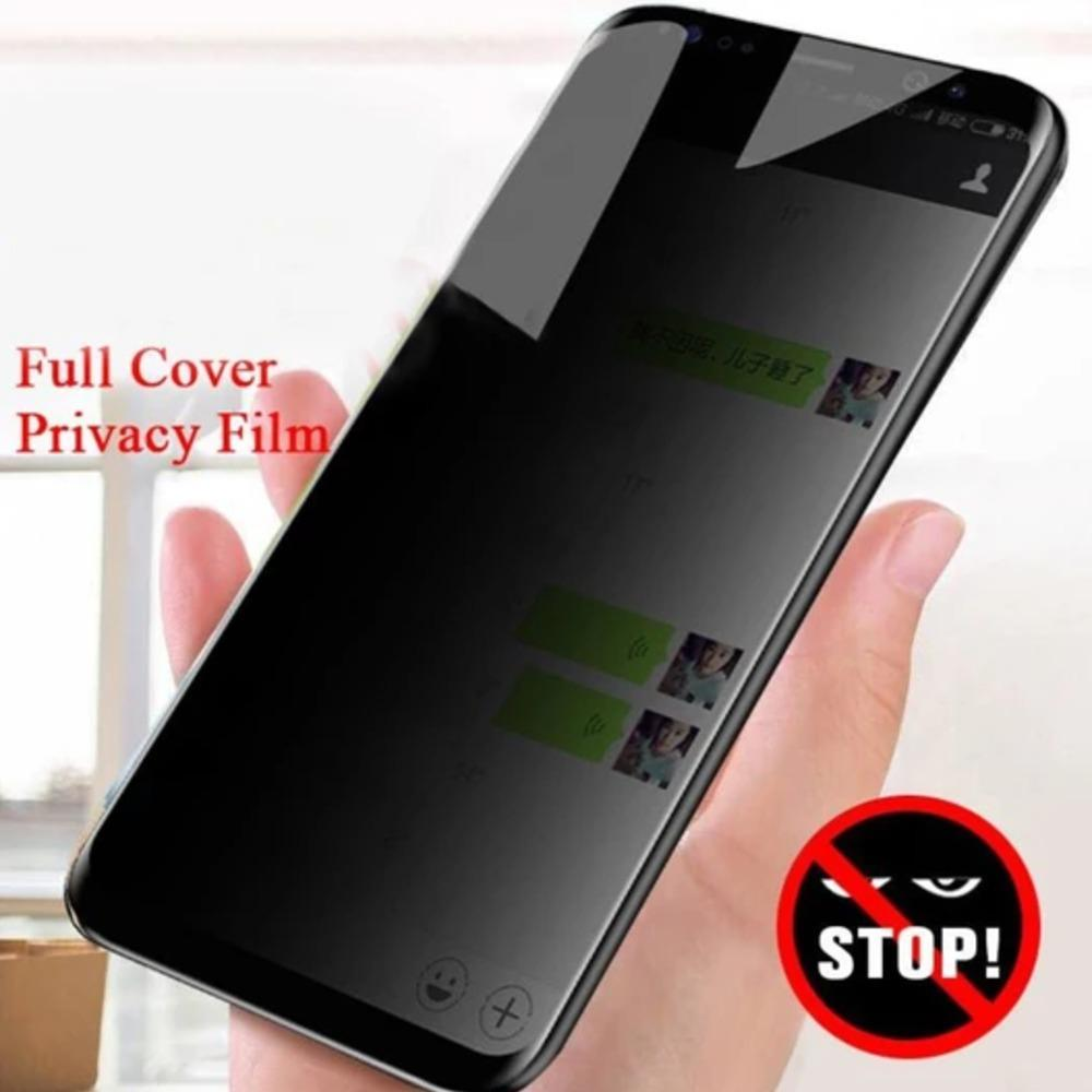 Galaxy Note 8 Privacy Tempered Glass [ Anti- Spy Glass]