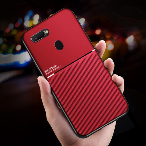 OnePlus 5T Carbon Fiber Twill Pattern Soft TPU Case