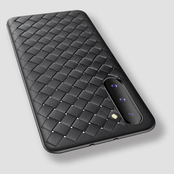 Galaxy Note 10 Ultra-thin Grid Weaving Case
