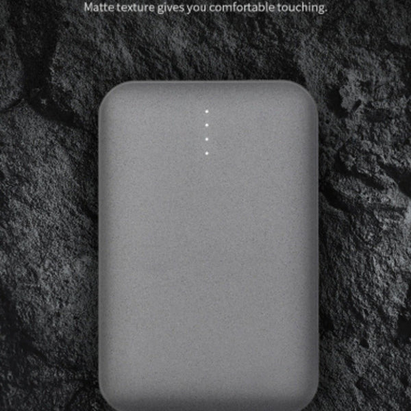 ROCK 10000mAh Mini Portable Power Bank