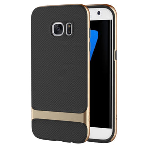 Galaxy S7 Edge Royce Series Protective Shell Back Case